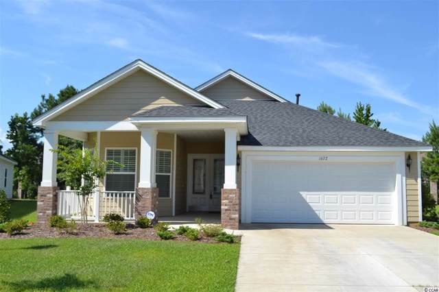 1672 Murrell Pl., Murrells Inlet, SC 29576 (MLS #1924239) :: The Litchfield Company