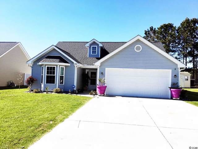 2443 Morlynn Dr., Myrtle Beach, SC 29577 (MLS #1924253) :: Garden City Realty, Inc.