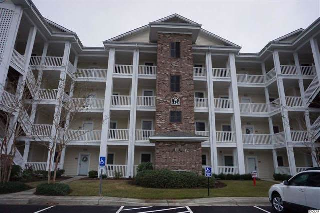 4878 Luster Leaf Circle #101, Myrtle Beach, SC 29577 (MLS #1924264) :: The Lachicotte Company