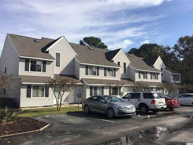 500 Fairway Village Dr. 3-J, Myrtle Beach, SC 29588 (MLS #1924270) :: James W. Smith Real Estate Co.