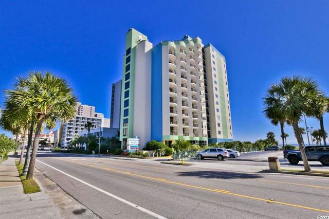 2310 N Ocean Blvd. #604, Myrtle Beach, SC 29577 (MLS #1924275) :: United Real Estate Myrtle Beach