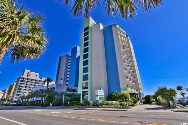 2310 N Ocean Blvd. #501, Myrtle Beach, SC 29577 (MLS #1924276) :: United Real Estate Myrtle Beach