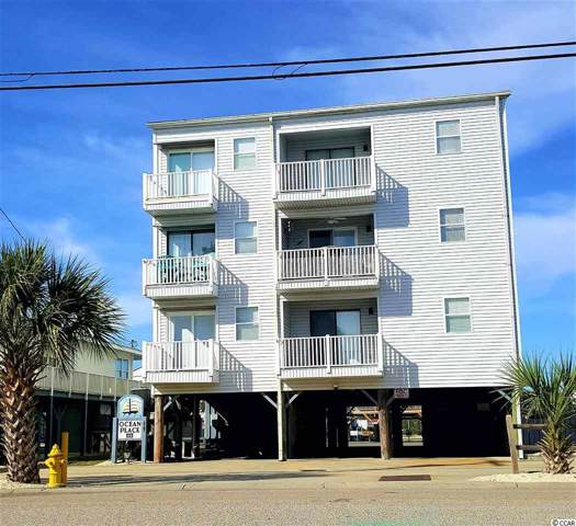 3707 N N Ocean Blvd. 2A, North Myrtle Beach, SC 29582 (MLS #1924289) :: Garden City Realty, Inc.