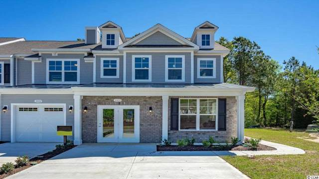 2402 Thoroughfare Dr. Lot 18, North Myrtle Beach, SC 29582 (MLS #1924292) :: The Lachicotte Company