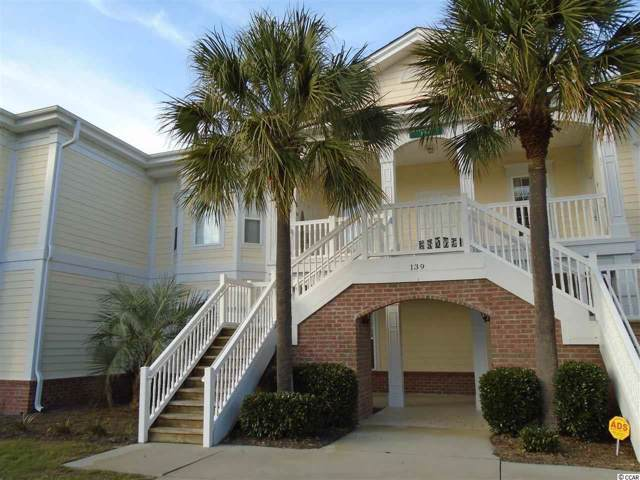 139 Avian Dr. 6-201, Pawleys Island, SC 29585 (MLS #1924298) :: Hawkeye Realty
