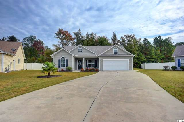 616 Mcclain Farm Ct., Conway, SC 29526 (MLS #1924299) :: The Hoffman Group