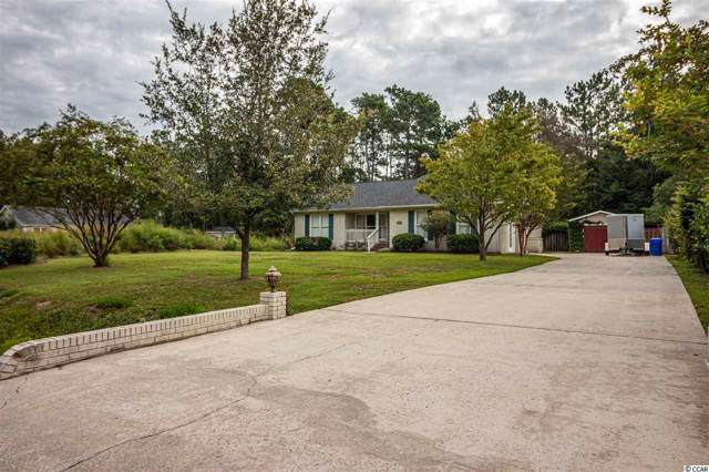 508 NW Briarwood Dr., Calabash, NC 28467 (MLS #1924305) :: James W. Smith Real Estate Co.