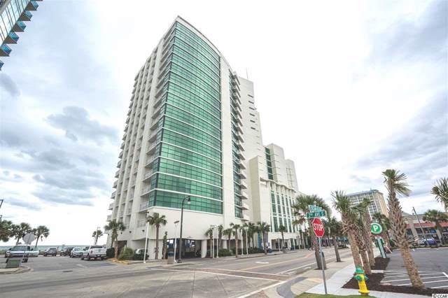 201 S Ocean Blvd. #406, Myrtle Beach, SC 29577 (MLS #1924317) :: Garden City Realty, Inc.