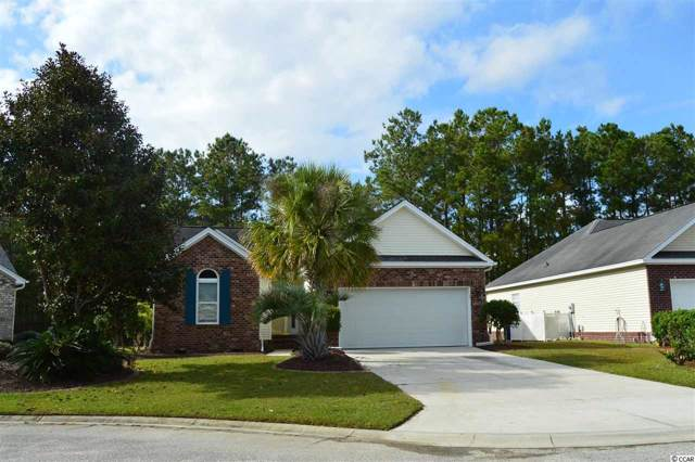 670 Pamlico Ct., Myrtle Beach, SC 29588 (MLS #1924325) :: James W. Smith Real Estate Co.