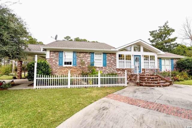 1010 N Cedar Dr., Surfside Beach, SC 29575 (MLS #1924332) :: James W. Smith Real Estate Co.