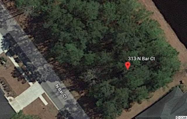 313 N Bar Ct., Myrtle Beach, SC 29579 (MLS #1924336) :: The Hoffman Group