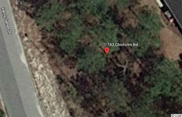 743 Chisholm Rd., Myrtle Beach, SC 29579 (MLS #1924340) :: The Hoffman Group