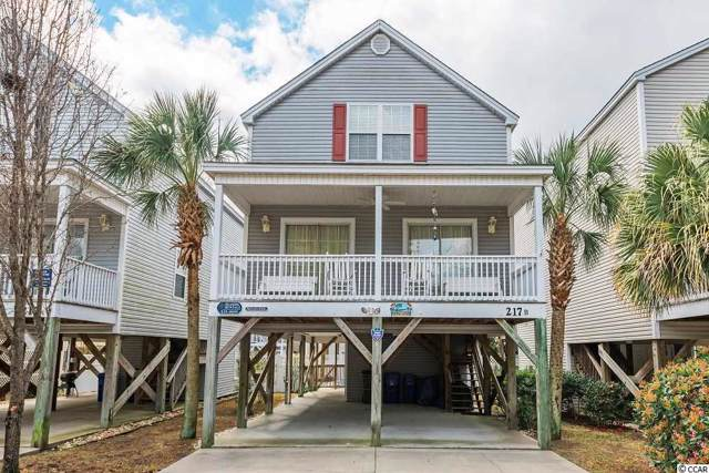 217-B S 16th Ave. S, Surfside Beach, SC 29575 (MLS #1924347) :: James W. Smith Real Estate Co.