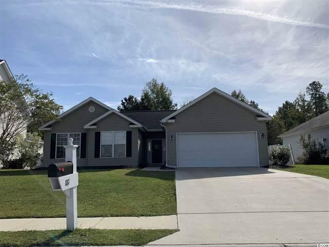 181 Black Bear Rd., Myrtle Beach, SC 29588 (MLS #1924362) :: Jerry Pinkas Real Estate Experts, Inc