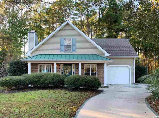 4480 Fringetree Dr., Murrells Inlet, SC 29576 (MLS #1924373) :: Team Amanda & Co