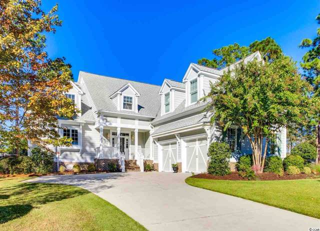 476 Laurel Valley Dr., Shallotte, NC 28470 (MLS #1924375) :: James W. Smith Real Estate Co.