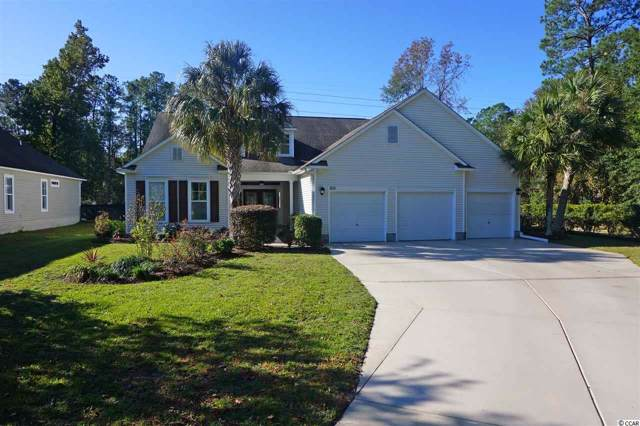 165 Calvert Ct., Pawleys Island, SC 29585 (MLS #1924383) :: SC Beach Real Estate