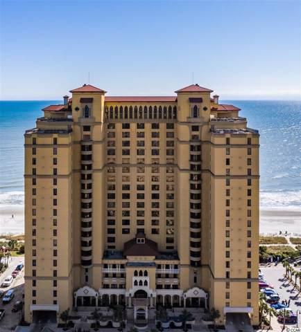 2600 North Ocean Blvd. #1204, Myrtle Beach, SC 29577 (MLS #1924385) :: SC Beach Real Estate