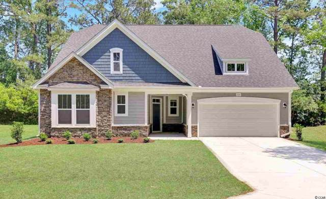 218 Board Landing Circle, Conway, SC 29526 (MLS #1924394) :: The Lachicotte Company