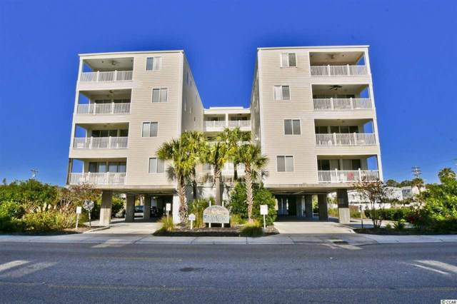 4604 S Ocean Blvd. 1A, North Myrtle Beach, SC 29582 (MLS #1924408) :: SC Beach Real Estate