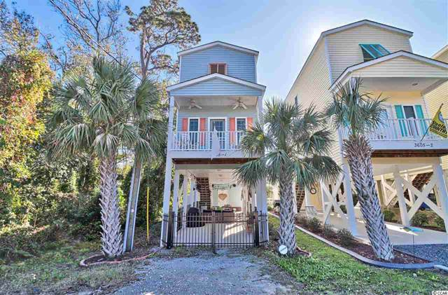 3605-1 Poinsett St., North Myrtle Beach, SC 29582 (MLS #1924413) :: SC Beach Real Estate