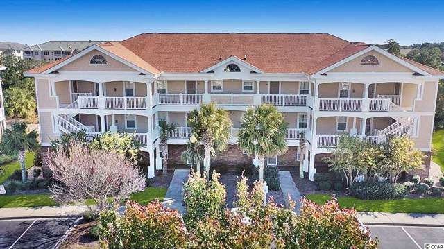5801 Oyster Catcher Dr. #212, North Myrtle Beach, SC 29582 (MLS #1924414) :: The Hoffman Group