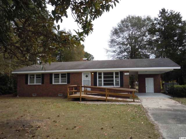13415 Peacock Rd., Chadbourn, NC 28431 (MLS #1924415) :: The Hoffman Group