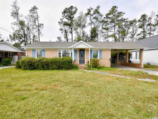2651 Oak St., Conway, SC 29526 (MLS #1924418) :: The Lachicotte Company