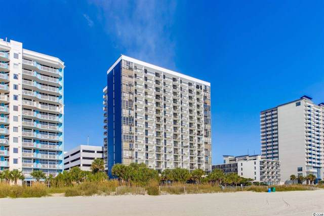 2701 S Ocean Blvd. #705, Myrtle Beach, SC 29577 (MLS #1924427) :: The Trembley Group | Keller Williams