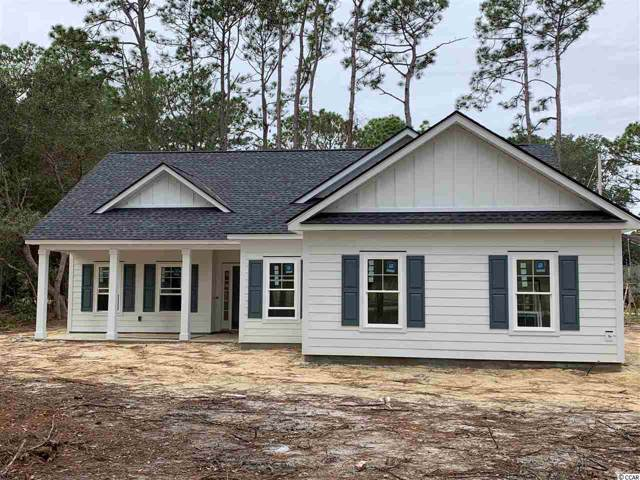 135 Georgeanna Ct., Pawleys Island, SC 29585 (MLS #1924461) :: The Litchfield Company