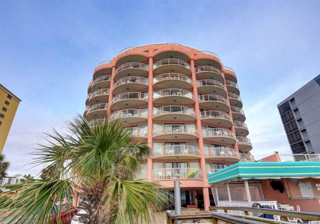 202 70th Ave. N #701, Myrtle Beach, SC 29572 (MLS #1924475) :: Garden City Realty, Inc.