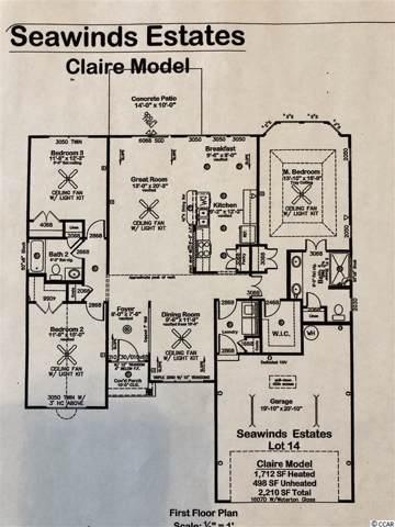 272 Leste Rd., Myrtle Beach, SC 29588 (MLS #1924476) :: James W. Smith Real Estate Co.