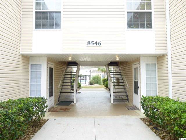 8546 Hopkins Circle C, Surfside Beach, SC 29575 (MLS #1924482) :: The Greg Sisson Team with RE/MAX First Choice