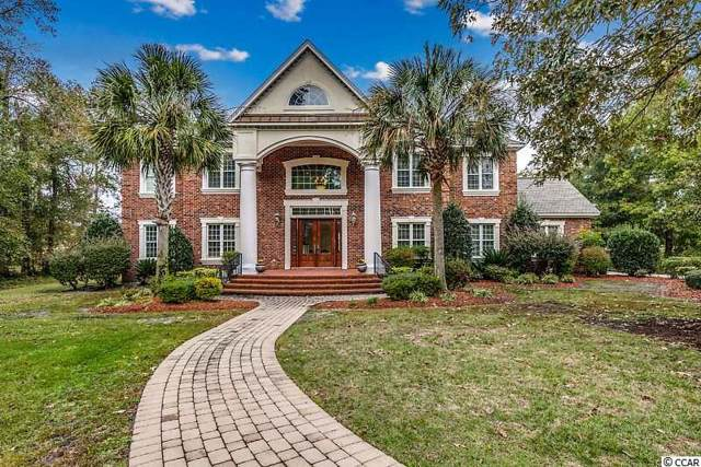4109 Gray Heron Dr., North Myrtle Beach, SC 29582 (MLS #1924490) :: The Litchfield Company