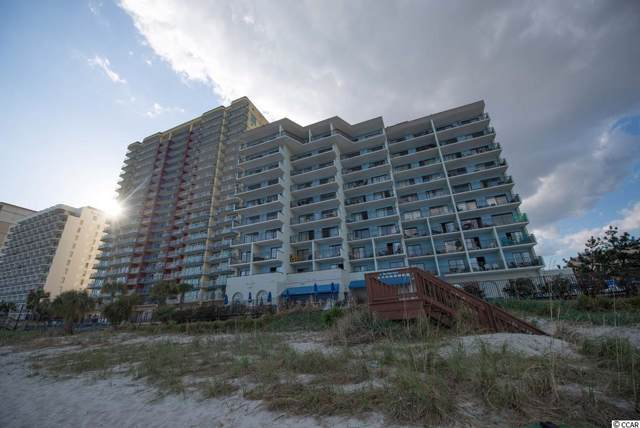 2001 South Ocean Blvd. #201, Myrtle Beach, SC 29577 (MLS #1924515) :: The Litchfield Company