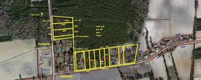 TBD Floyd Page Rd., Galivants Ferry, SC 29544 (MLS #1924517) :: James W. Smith Real Estate Co.