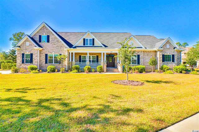 241 Creek Harbour Circle, Murrells Inlet, SC 29576 (MLS #1924520) :: The Litchfield Company