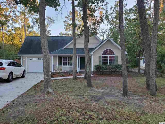 155 Cedar Dr. N, Surfside Beach, SC 29575 (MLS #1924522) :: The Hoffman Group