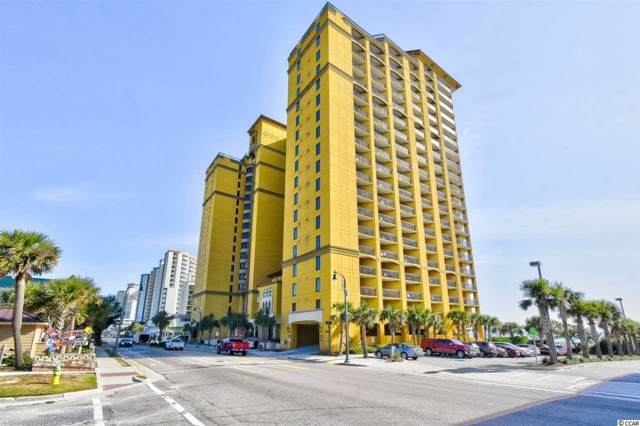 2600 N Ocean Blvd. #401, Myrtle Beach, SC 29577 (MLS #1924536) :: The Greg Sisson Team with RE/MAX First Choice