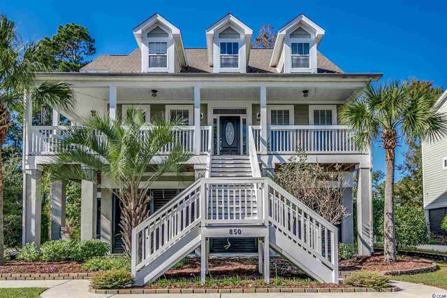 850 Falkirk St., Myrtle Beach, SC 29579 (MLS #1924563) :: Garden City Realty, Inc.