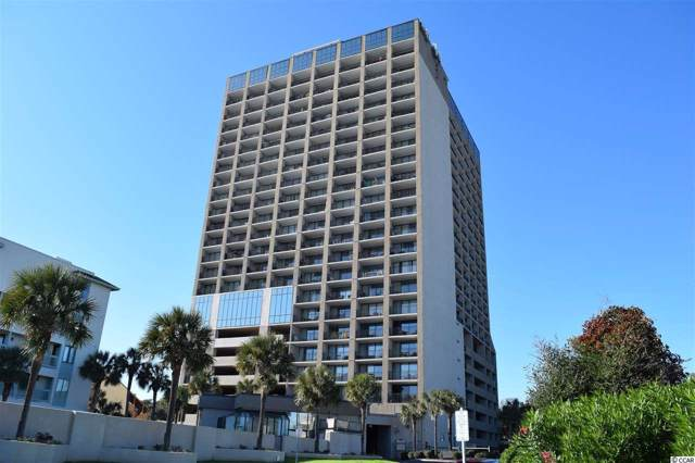 5523 N Ocean Blvd. #509, Myrtle Beach, SC 29577 (MLS #1924576) :: Berkshire Hathaway HomeServices Myrtle Beach Real Estate