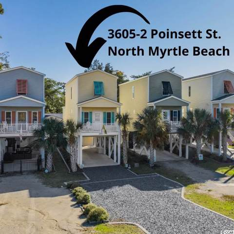 3605-2 Poinsett St., North Myrtle Beach, SC 29582 (MLS #1924578) :: Garden City Realty, Inc.