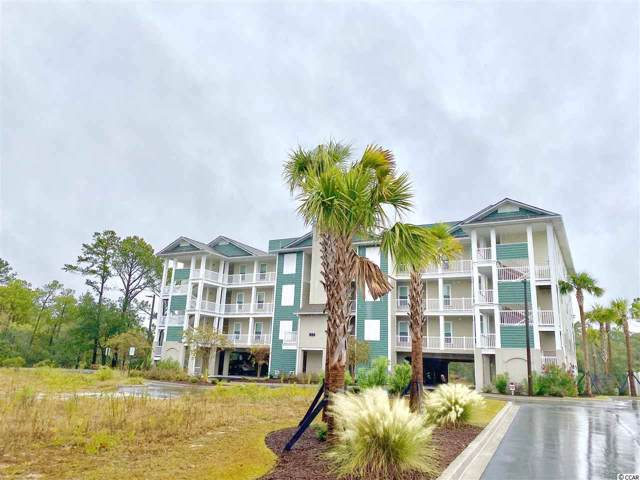 624 Bonaventure Dr. #205, Myrtle Beach, SC 29577 (MLS #1924586) :: The Greg Sisson Team with RE/MAX First Choice