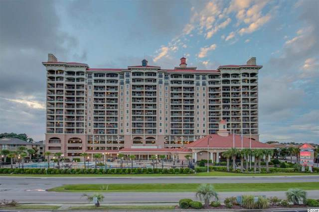 1819 N Ocean Blvd. #1417, North Myrtle Beach, SC 29582 (MLS #1924605) :: Garden City Realty, Inc.
