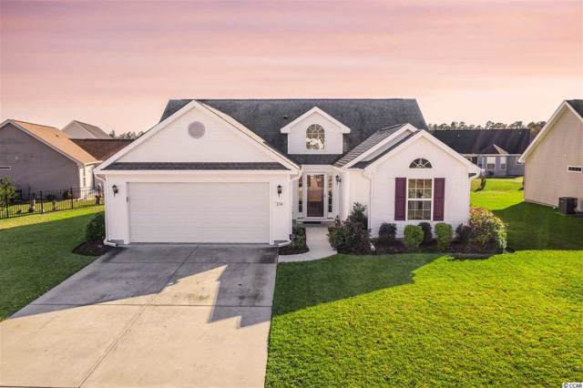218 Heath Dr., Longs, SC 29568 (MLS #1924606) :: The Greg Sisson Team with RE/MAX First Choice