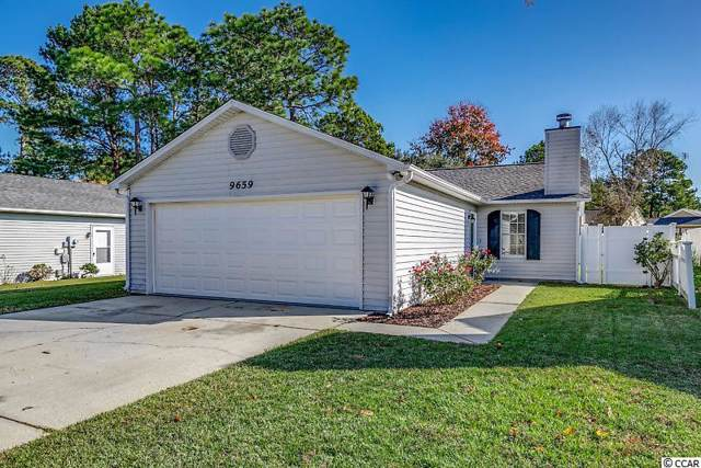 9659 Kings Grant Dr., Murrells Inlet, SC 29576 (MLS #1924662) :: Sloan Realty Group