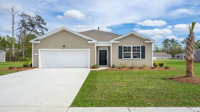 1036 Laurens Mill Dr., Myrtle Beach, SC 29579 (MLS #1924676) :: The Litchfield Company