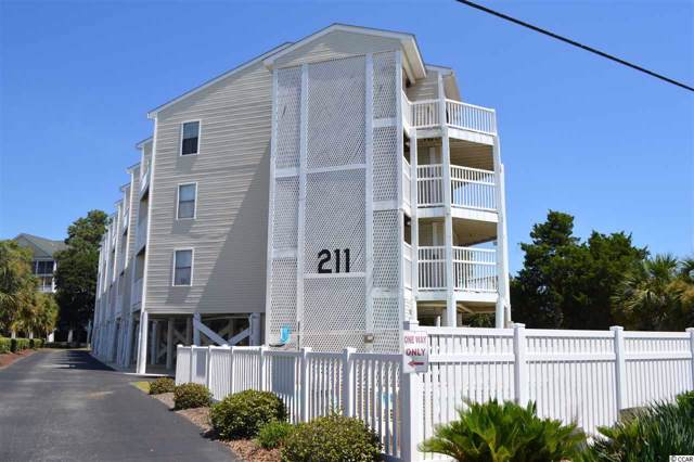 211 Hillside Dr. N #204, North Myrtle Beach, SC 29582 (MLS #1924698) :: The Litchfield Company