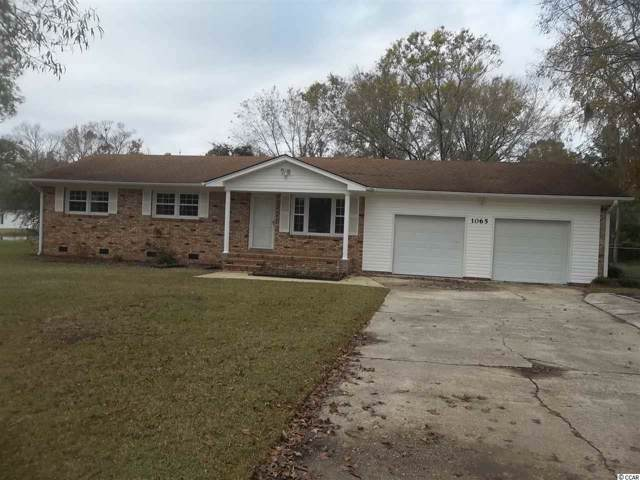 1065 Four Mile Rd., Conway, SC 29526 (MLS #1924717) :: The Hoffman Group