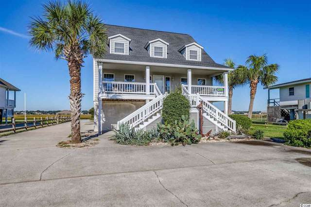 1256 S Waccamaw Dr., Garden City Beach, SC 29576 (MLS #1924735) :: Leonard, Call at Kingston